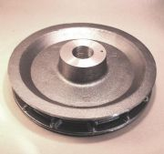 "Aluminium Chainwheel, 7"", to suit 1"" steel shaft and our standard handchain"